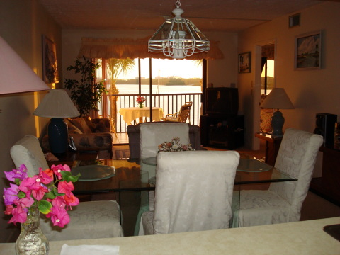 Dinning Room - Bonita Springs Vacation Rental
