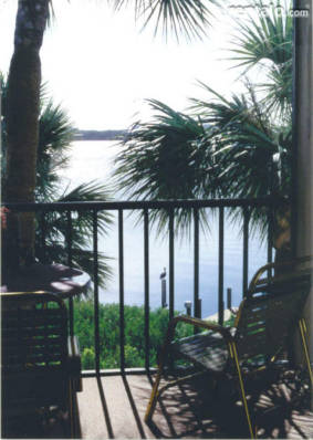 View from Lanai - Bonita Springs Vacation Rental