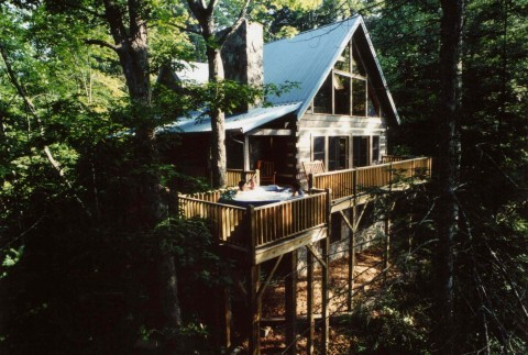 Ravenrock at Leatherwood Mountains - Vacation Rental in Boone