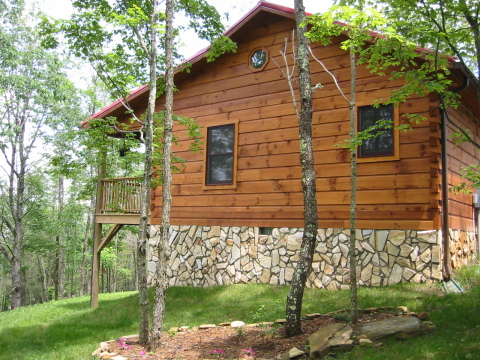 Parkway Cabins / Fox Den - Vacation Rental in Boone
