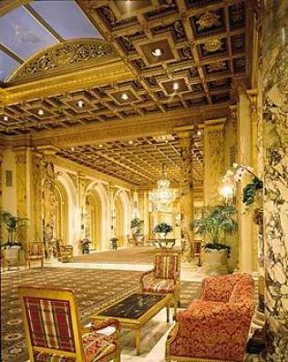 The Fairmont Copley Plaza Hotel