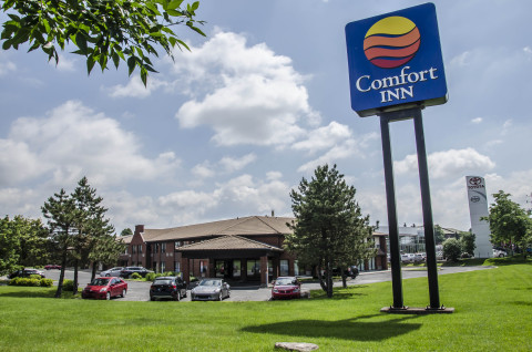 Comfort Inn South Shore - Boucherville. - Hotel in Boucherville