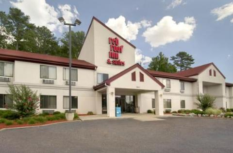 Red Roof Inn Brandon - Hotel in Brandon