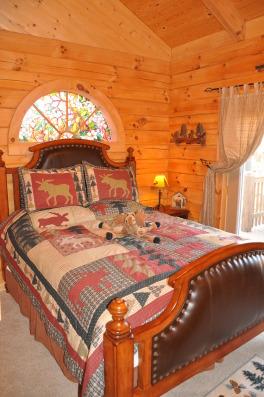 Branson Cabin All Wood Log Cabin Hot Tub In Woods Wifi