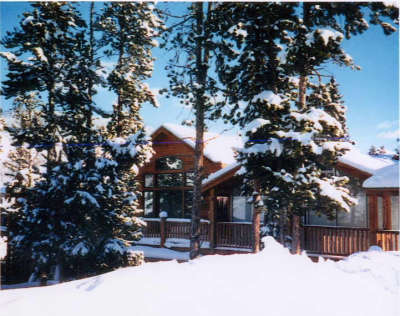 The Lodge at Carolina in the Pines - Vacation Rental in Breckenridge