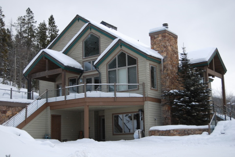 Exclusive Mountain Home - with 360' Views  - Vacation Rental in Breckenridge