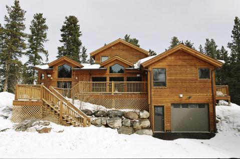 Free Skiing, Beautiful Home, Great Location & View - Vacation Rental in Breckenridge