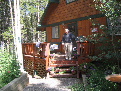 Family Mountain Cabin in the Woods - Vacation Rental in Breckenridge