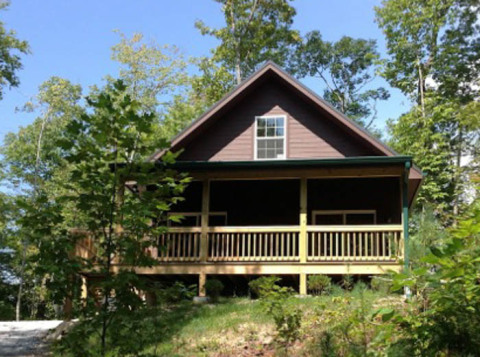 Camp Winding Gap - Vacation Rental in Brevard