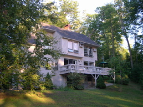 Kezar Lake House - Vacation Rental in Bridgton
