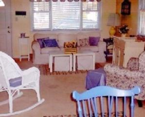 Single Home 1 1/2 Blocks to Beach - Vacation Rental in Brigantine Island