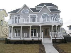 Beautiful Brigantine Vacation Rental Home - Vacation Rental in Brigantine Island