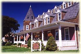 Spring Lake Inn,  New Jersey > Brigantine Island - Bed and Breakfast in Brigantine Island