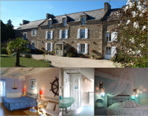 Clos Saint Ange - Vacation Rental in Brittany