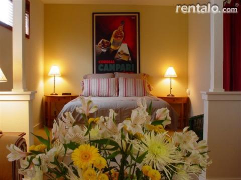 Hotel d'Amici - Bed and Breakfast in Calistoga
