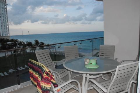 Cancun Brand New Oceanfront Condo: Secluded Luxury - Vacation Rental in Cancun
