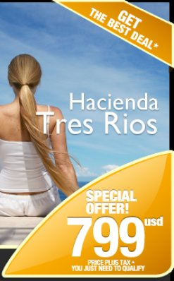 Hacienda Tres Rios -Cancun Hotel Bargains Gives yo - Hotel in Cancun