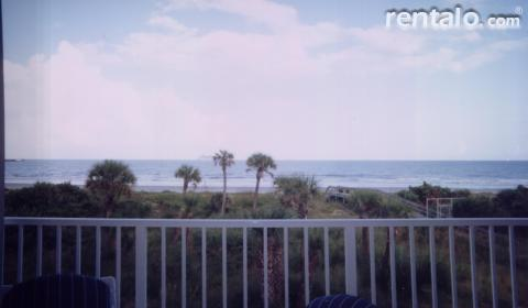 Direct Oceanfront Condo,Pool,Tennis,Workout Room - Vacation Rental in Cape Canaveral