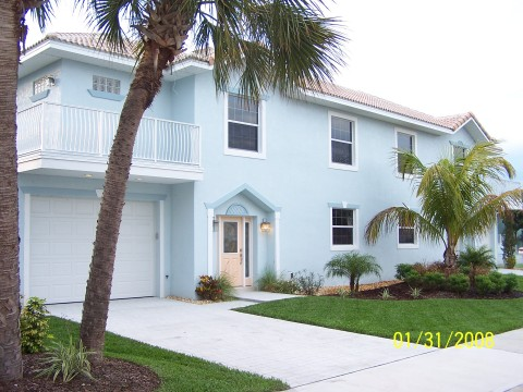 Brand New exotic villa 2 blocks to the beach - Vacation Rental in Cape Canaveral
