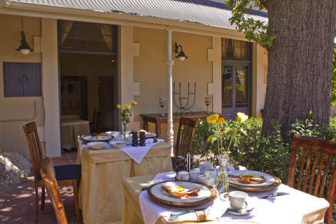 Rosedene Guest House - Bed and Breakfast in Cape Town