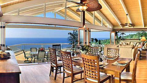 Kona Dolphin House - Captain Cook Vacation Rental - Vacation Rental in Captain Cook