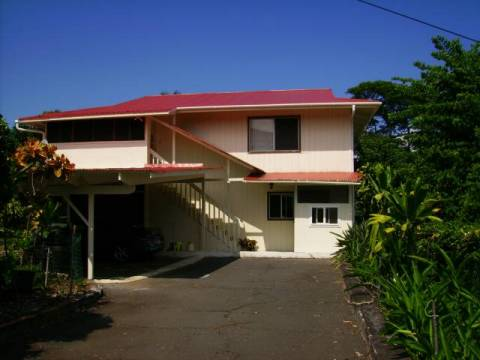 Kona Kays 'n Aloha Vacation Home - Vacation Rental in Captain Cook