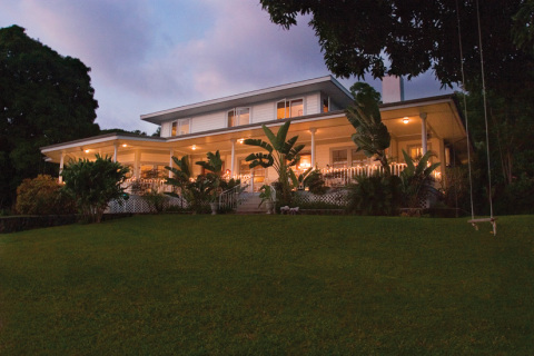 Ka'awa Loa Plantation - Hotel in Captain Cook