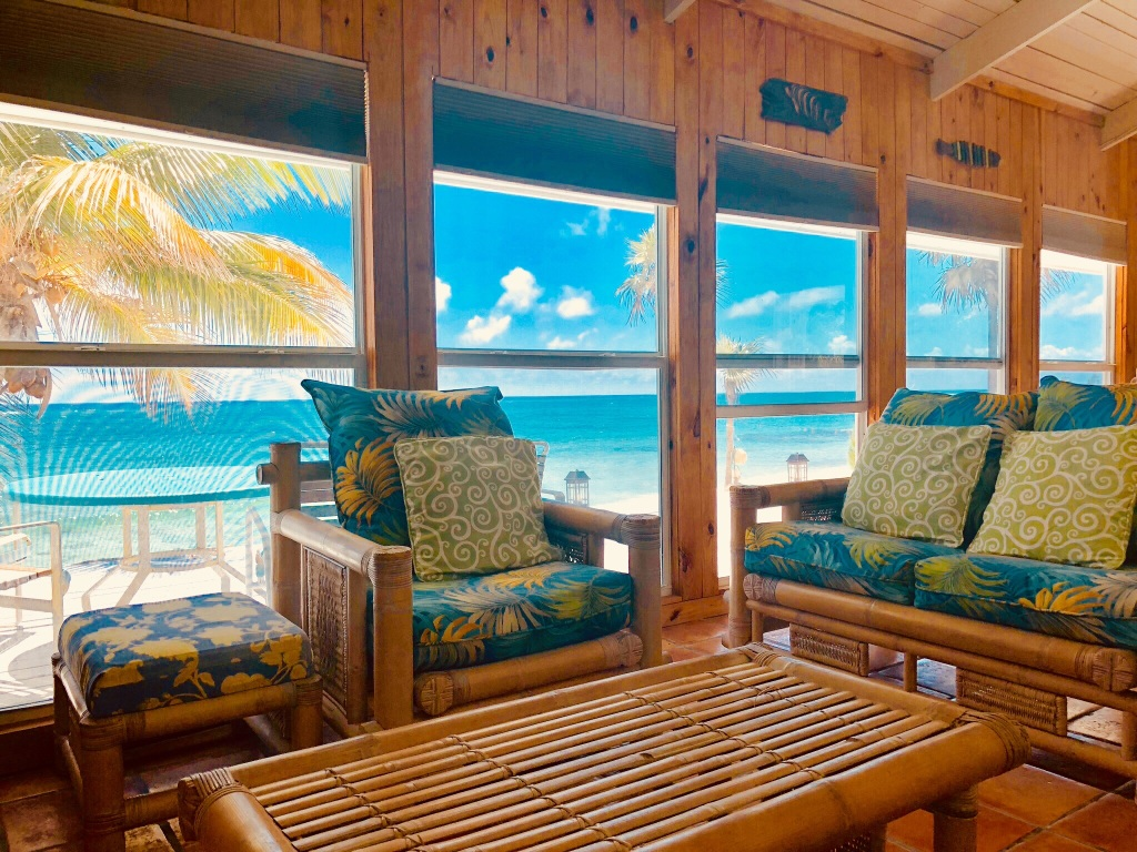 The Banana Wind, Oceanfront, Cat Island ,Bahamas - Vacation Rental in Cat Island