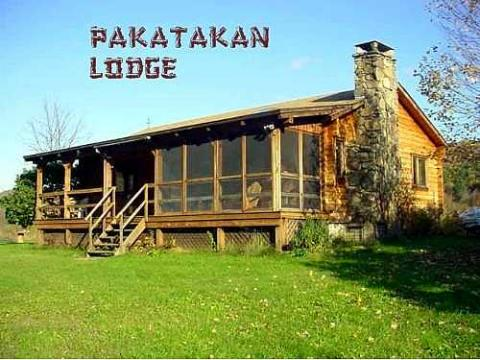 Pakatakan Lodge. Catskill Mountains, NY - Vacation Rental in Catskills