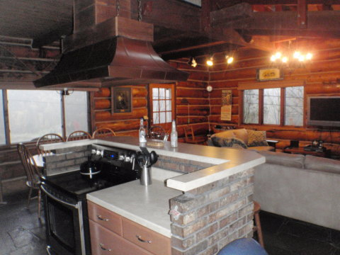 Kitchen - Catskills Vacation Homes