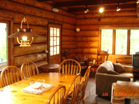 Large dining area! - Catskills Vacation Homes