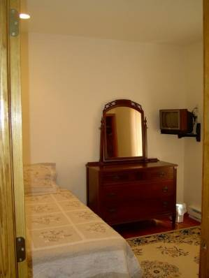 Bedroom at The Cottage at Chichester - Catskills Vacation Rentals