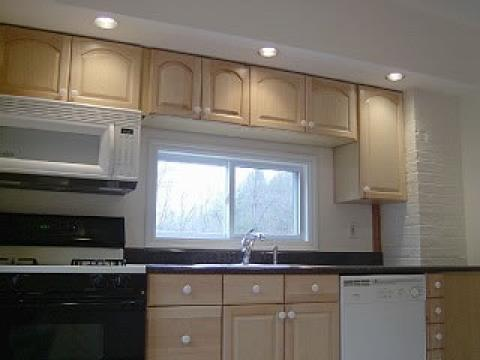 Fully equiped kitchen at The Cottage at Chichester - Catskills Vacation Rentals