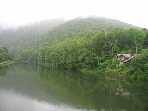 A river runs through it - Vacation Rental in Catskills