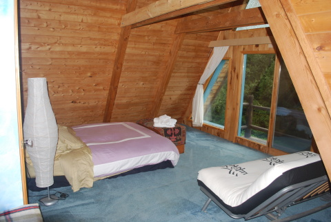 One of the bedroom- Catskills Vacation Homes