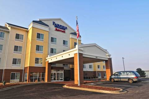 Fairfield Inn & Suites Cedar Rapids - Hotel in Cedar Rapids