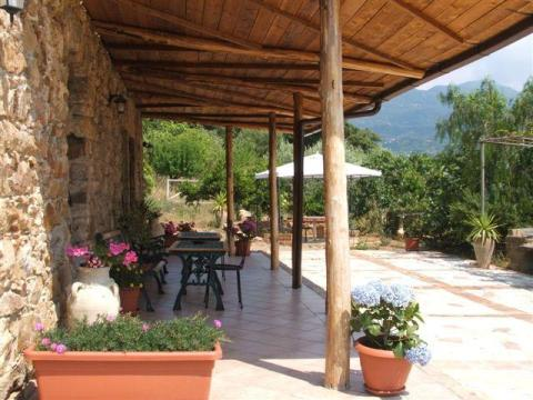 B.and B. La Finestra sul Parco - Vacation Rental in Cefalu