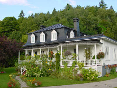 AUBERGE DU SAULT-�-LA-PUCE - Bed and Breakfast in Charlevoix