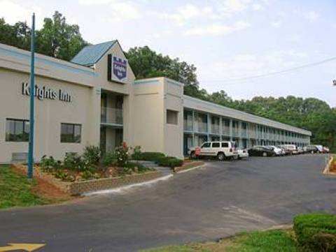 Knights Inn Charlotte Airport - Hotel in Charlotte