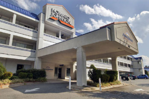 Howard Johnson Inn Charlotte Coliseum Airport Nort