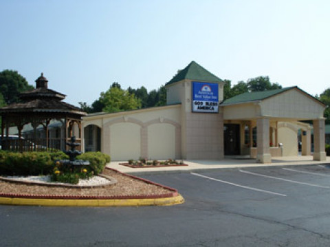 Americas Best Value Inn - Airport