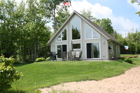 Chalet on the Lake - Experience the unspoiled beau - Vacation Rental in Charlottetown