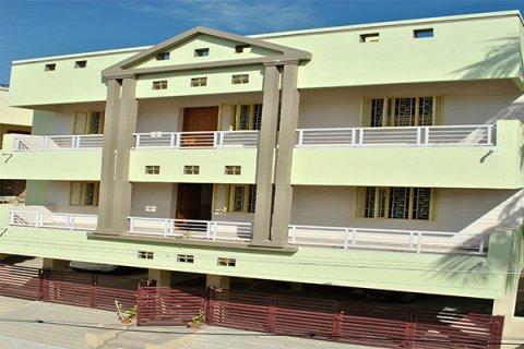 Chennai Apartment Condo | Vijayamcy Service Apartments in ...
