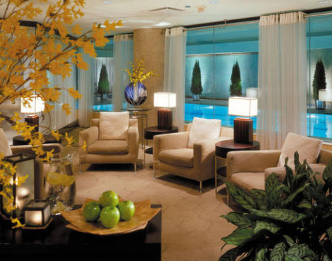 RITZ-CARLTON A FOUR SEASONS HTL