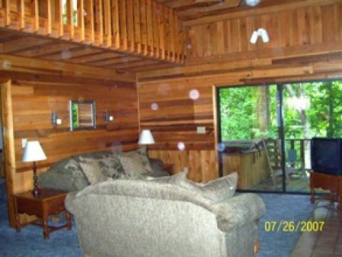 Mountain Village Chalet - Vacation Rental in Chimney Rock