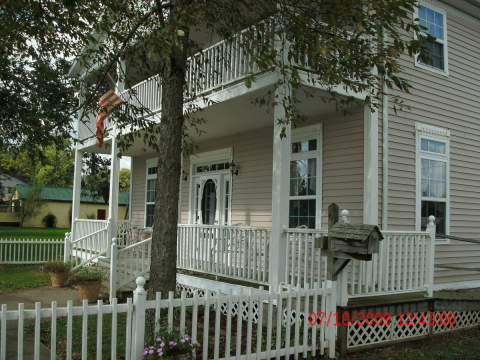Ohio Bed and Breakfast close to Cincinnati - Bed and Breakfast in Cincinnati