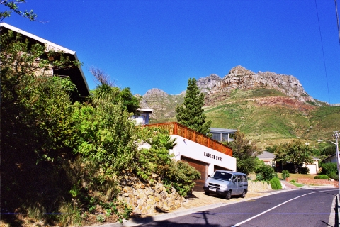 Cape Town - Eagle's Nest Guest House - Bed and Breakfast in City Bowl