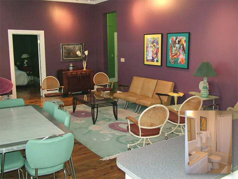 Delta Cotton Company Apartments - Vacation Rental in Clarksdale