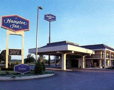 HAMPTON INN CLARKSVILLE TN