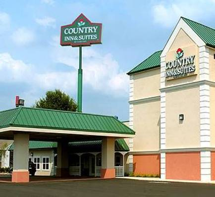 Country Inn Suites Clarksville